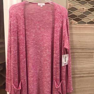 Medium pink Sarah (Lularoe)